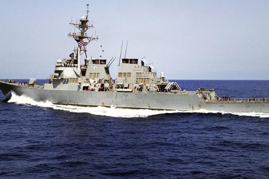 Фото : U.S. Navy photo by Chief Journalist Mate Alan J. Baribeau