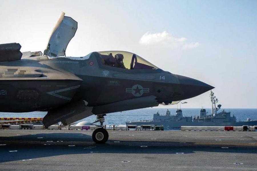 Фото:U.S. Navy/Keystone Press Agency/www.globallookpress.com