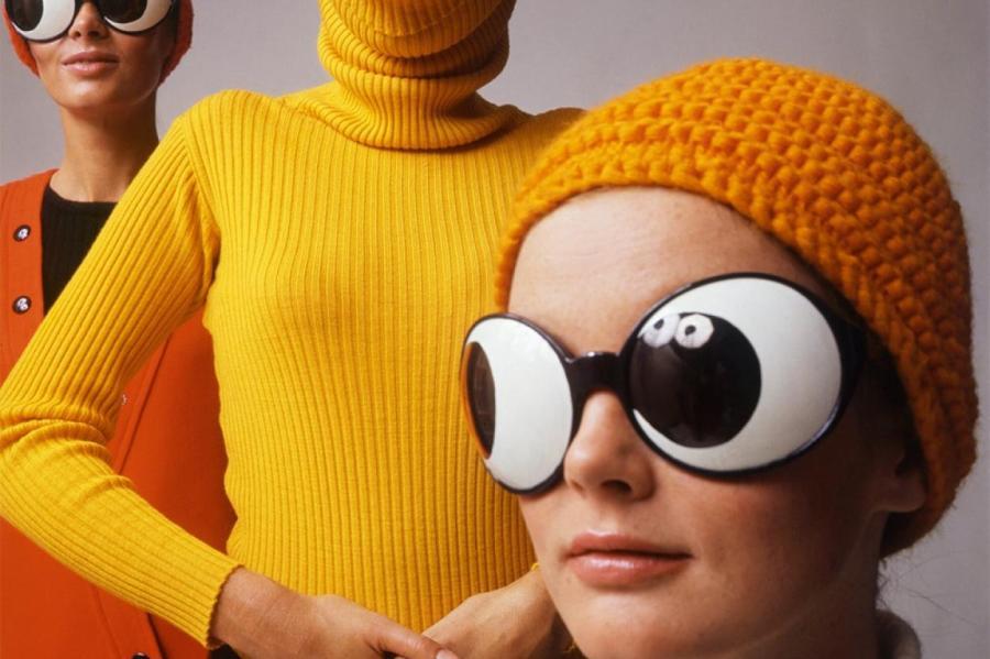 Vogue UK, 1969. Фото: David Bailey