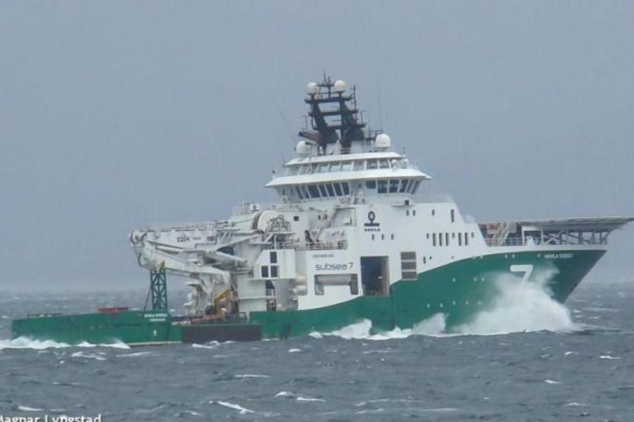 Иллюстрация: скриншот, marinetraffic.com