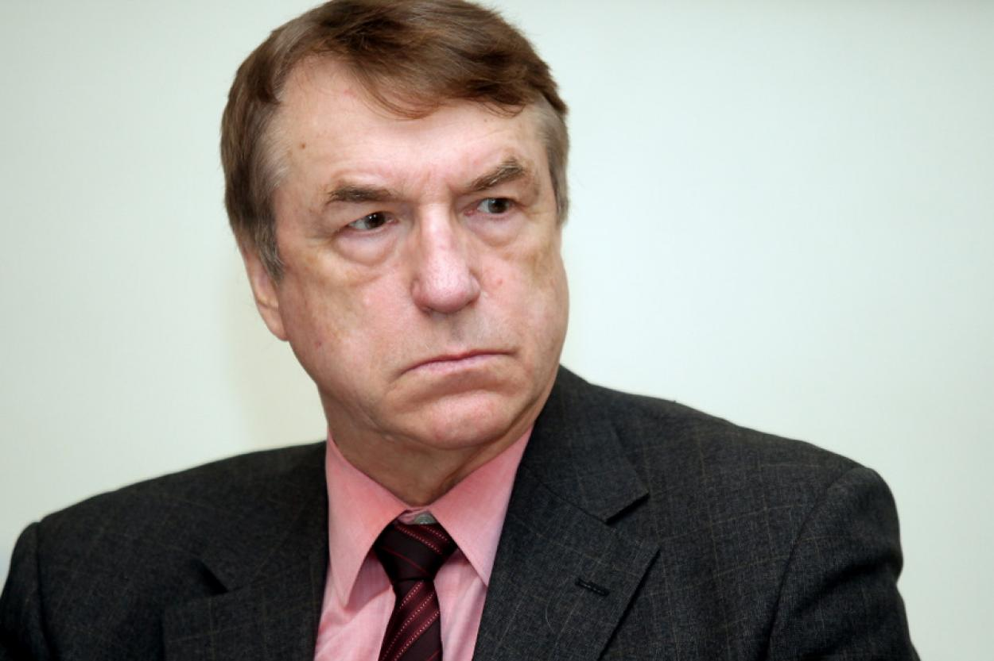 Иварс Калвиньш, фото LETA