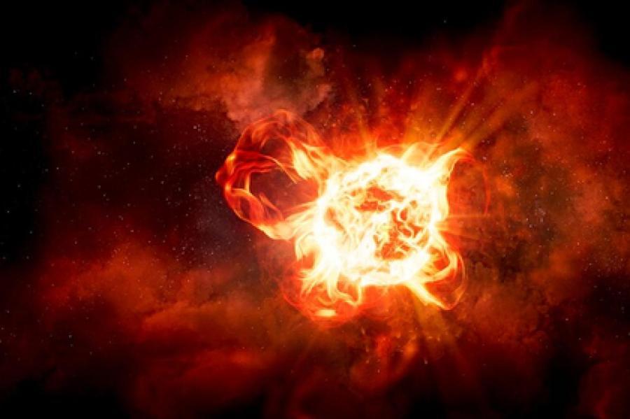 Изображение: NASA / ESA / R. Humphreys / J. Olmsted