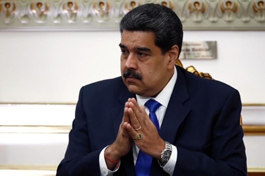 Николас Мадуро Фото: Пресс-служба МИД РФ