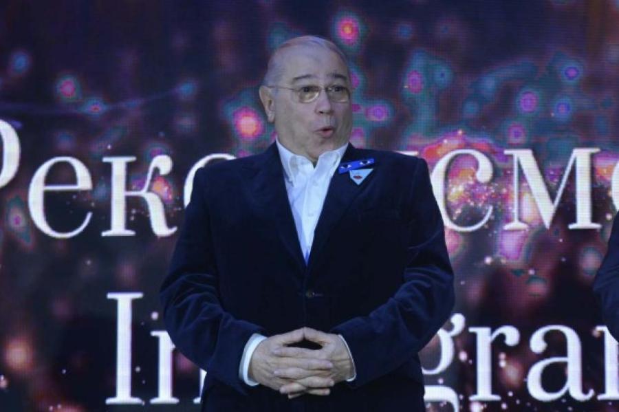 Евгений Петросян. Фото: Pavel Kashaev, Павел Кашаев/Global Look Press/www.globallookpress.com