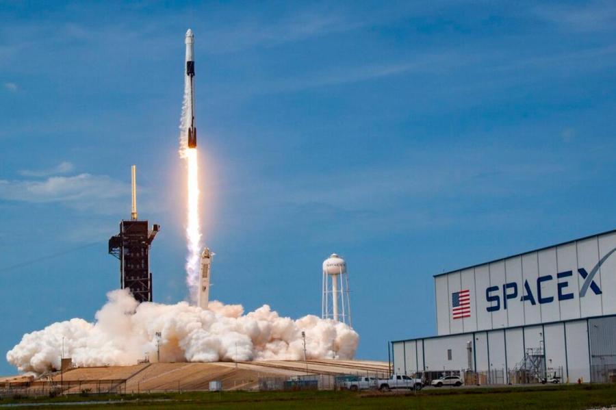 Фото: SpaceX / Global Look Press