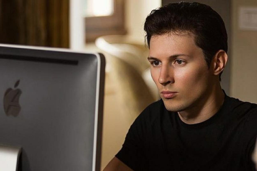 Павел Дуров. Фото: www.globallookpress.com