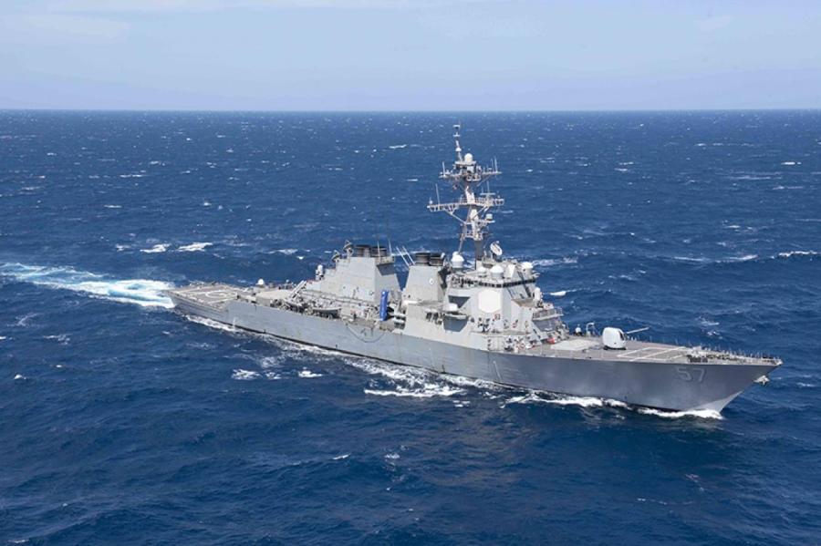 ВМС США Автор: GlobalLookPress