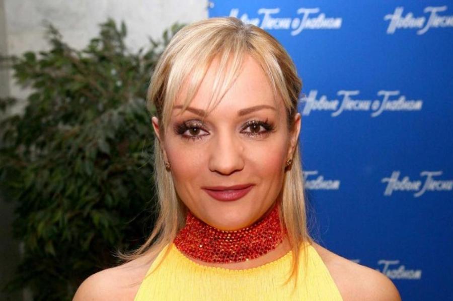 Татьяна Буланова. Фото: Anna Salynskaya/Russian Look/www.globallookpress.com