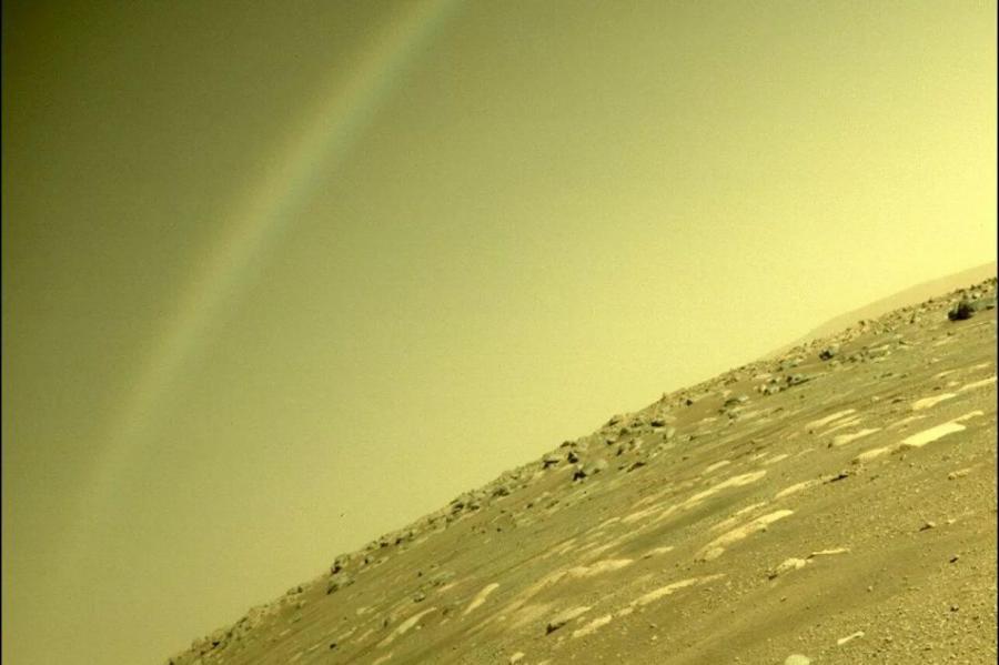NASA's Perseverance Mars Rover/Twitter