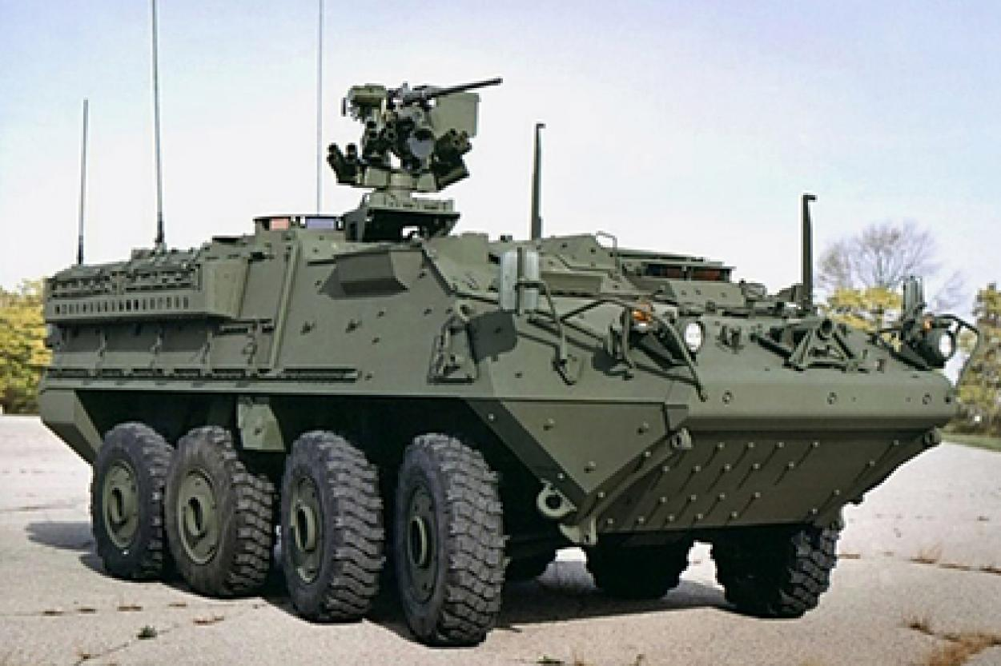 Бронетранспортер M1126 Фото: U.S. Army / Wikimedia