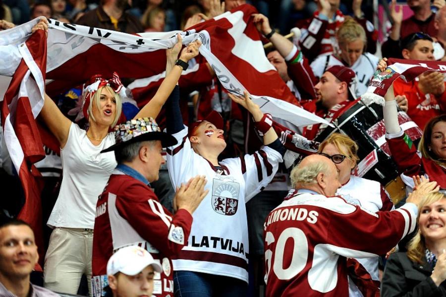 Быть или не быть болельщикам на трибунах во время хоккейного чемпионата мира в Риге – узнаем совсем скоро.