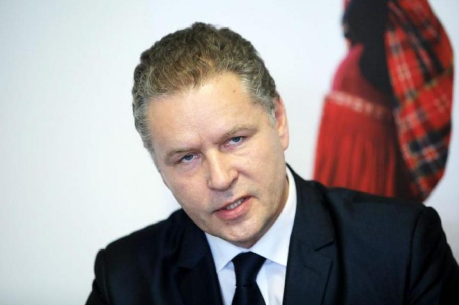 Улдис Липскис, глава Лиепайского отделения нацблока