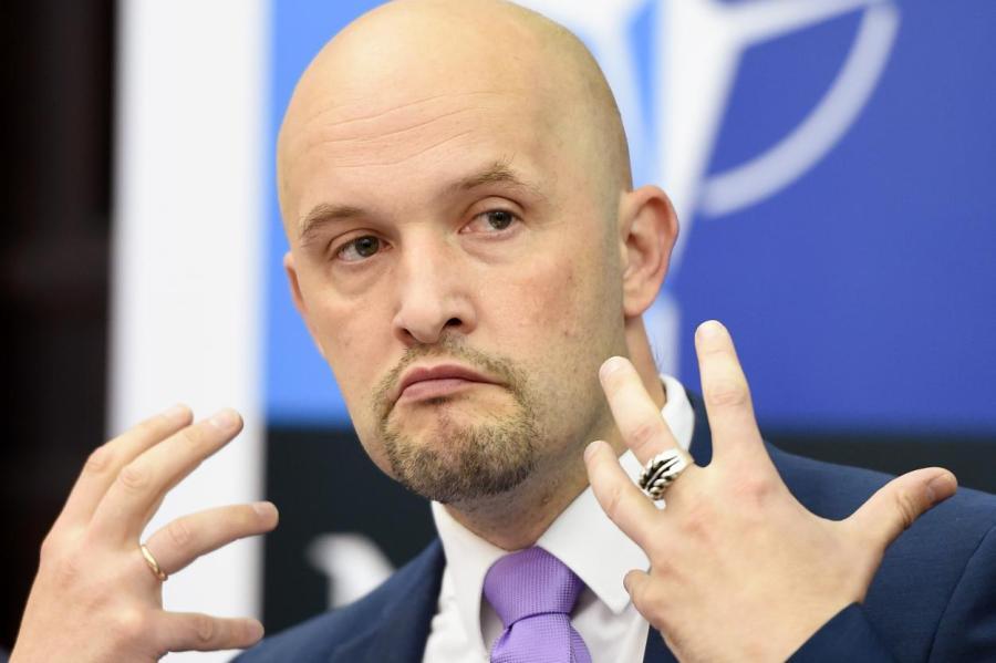 Директор STRATCOM Янис Сартс.