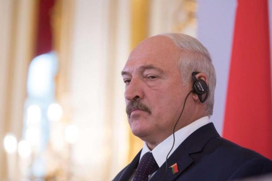 Александр Лукашенко. Фото: Alex Halada/ZUMAPRESS.com/www.globallookpress.com
