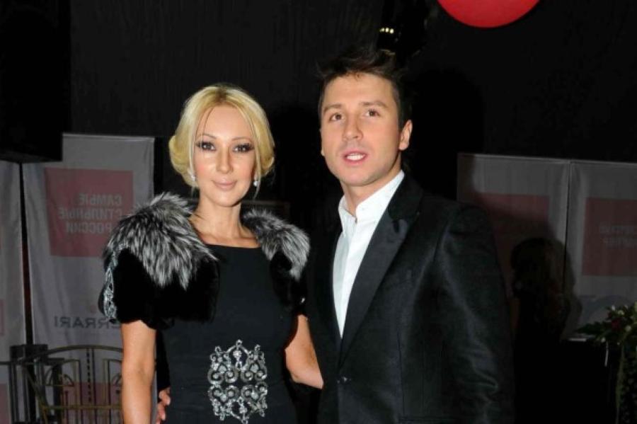 Сергей Лазарев и Лера Кудрявцева. Фото: Pravda Komsomolskaya/Russian Look/www.globallookpress.com