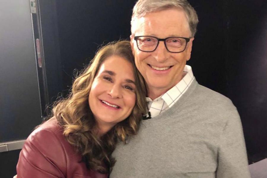 Фото из Instagram-аккаунта Билла Гейтса