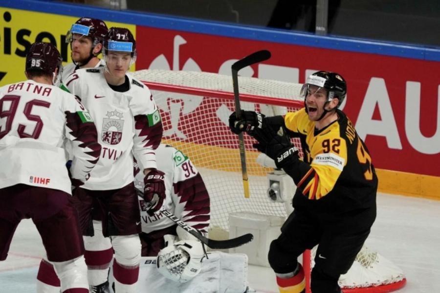 Хоккеисты сборной Латвии имели отличный шанс у себя дома в Риге добиться своего лучшего результата за все время выступления на чемпионате мира — но шанс был упущен.