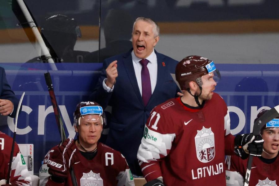 Боб Хартли со сборной Латвии за четыре года проделал большую работу, но выше головы все равно не прыгнул.