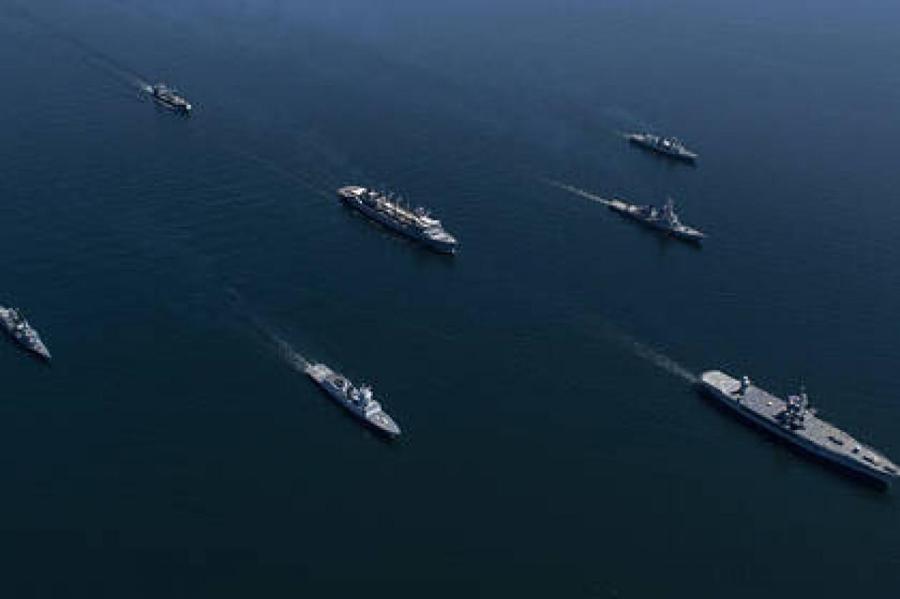 Фото: Mc1 Kyle Steckler /U.S. Navy / Global Look Press