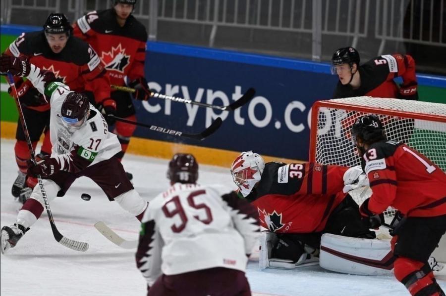 Хоккеисты сборной Латвии не сумели на домашнем чемпионате мира попасть в плей–офф, и это большое разочарование.