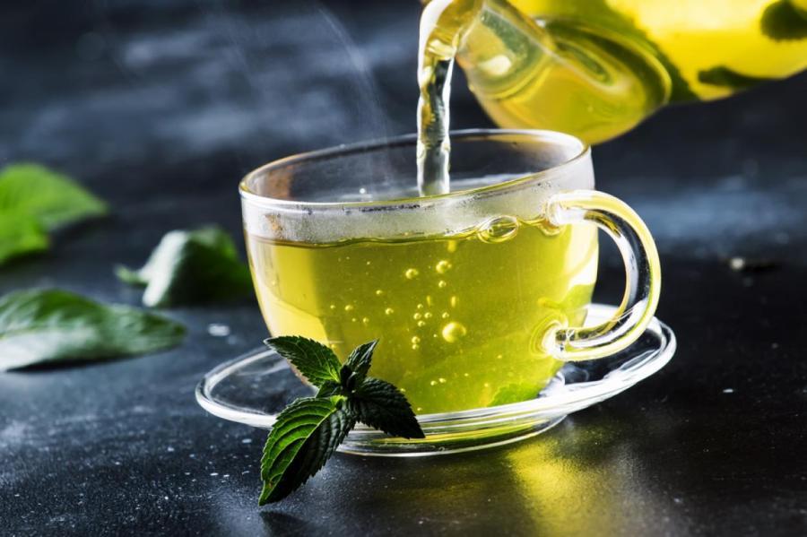 химическое вещество в чае