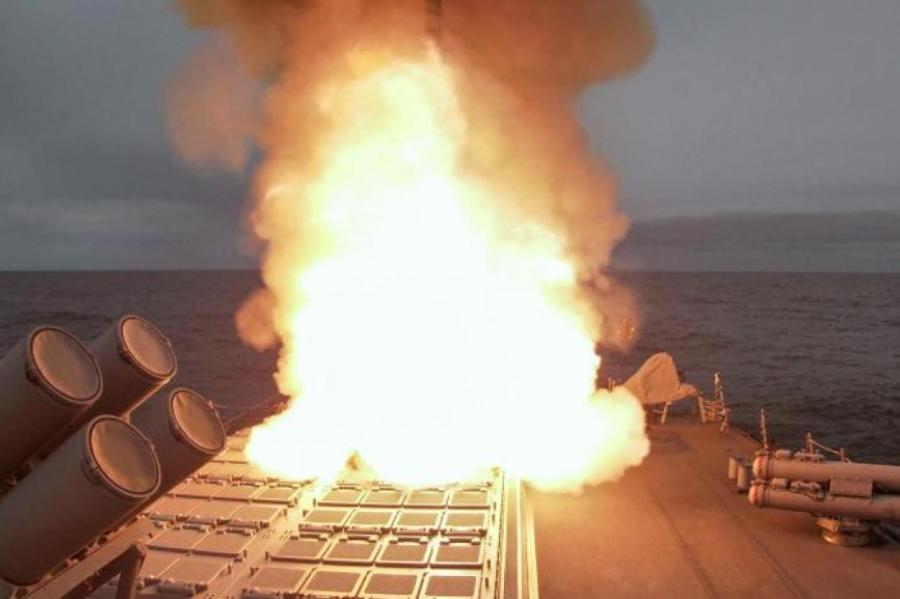 USS Ross. Фото: US Navy/www.globallookpress.com