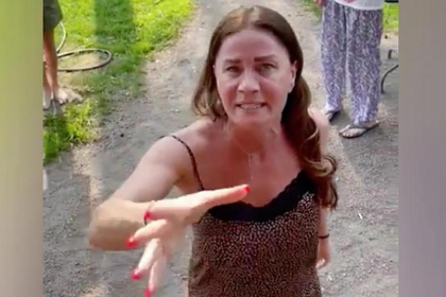 Супруга Владислава Безбородова Кадр: «Онлайн журнал StarHit (СтарХит)»