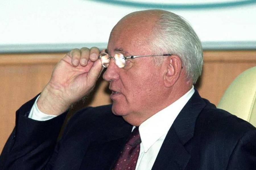 Михаил Горбачев. Фото: Boris Kavashkin/Global Look Press/www.globallookpress.com