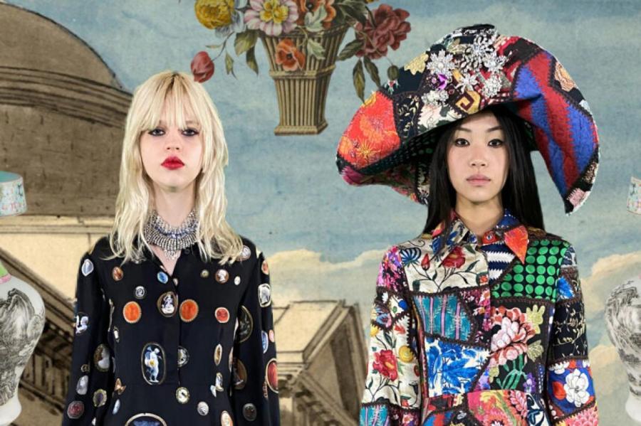 Неделя моды в Нью-Йорке осень-зима 2021/22