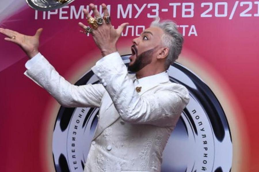 Филипп Киркоров. Фото: Komsomolskaya Pravda/www.globallookpress.com