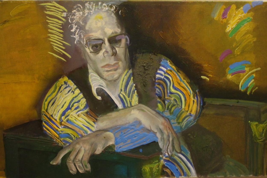Портрет Раффи Хараджаняна.
