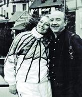 Татьяна Тарасова и Владимир Крайнев.