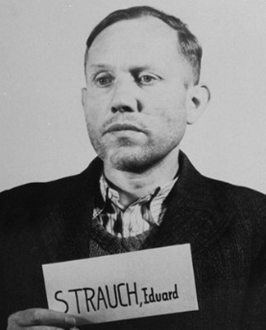 Эдуард Штраух.