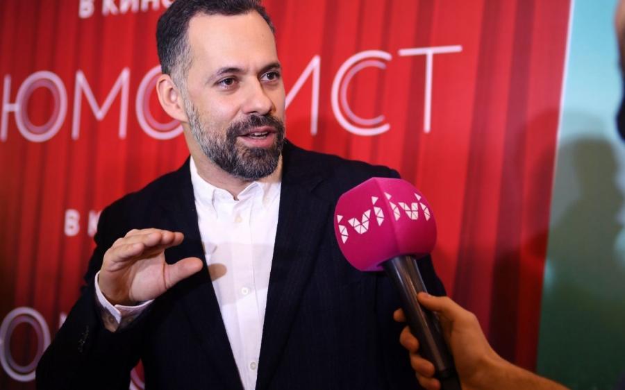Михаил Идов.