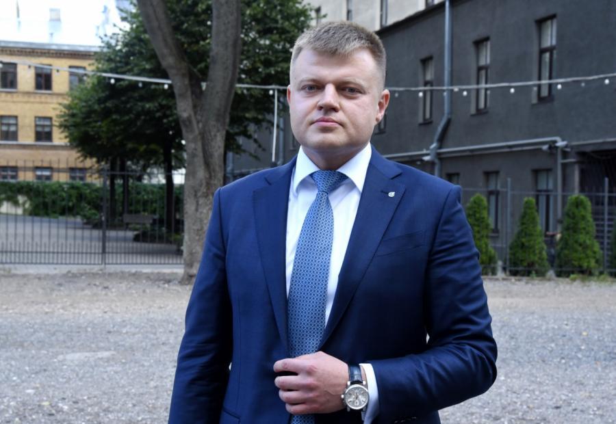 Павел Ребенок.