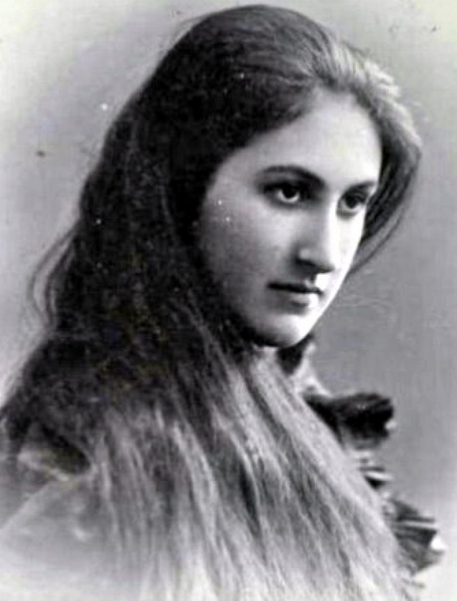 Анна Николаевна Бунина (Цакни).