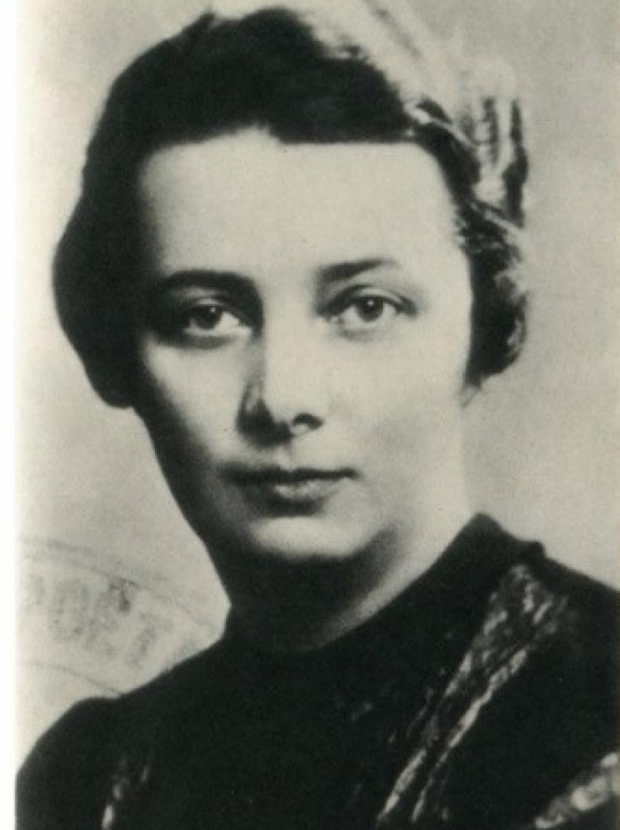 Галина Кузнецова, 1934г.