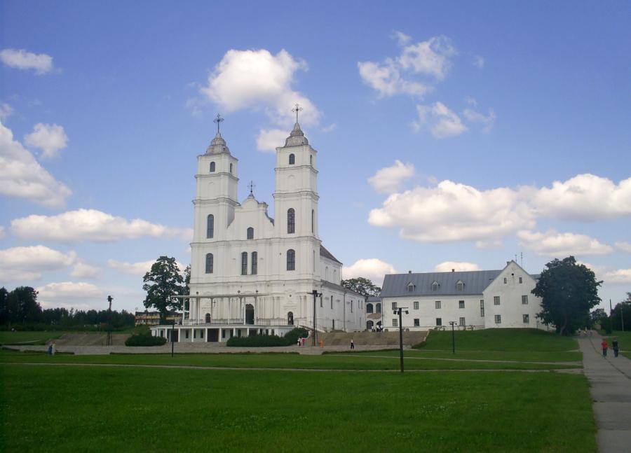 Католическая базилика вАглоне— вЛатгалии, фото LETA