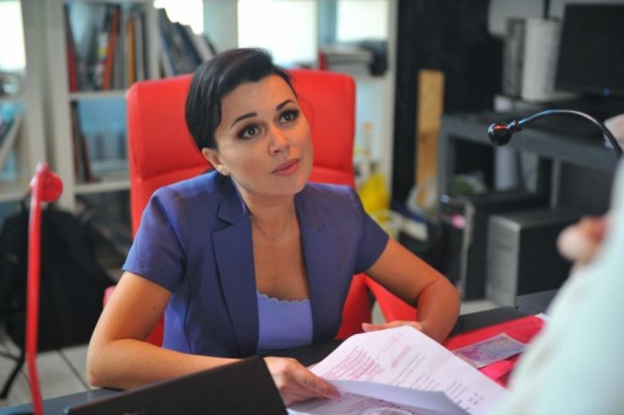 Анастасия Заворотнюк. Фото: www.globallookpress.com