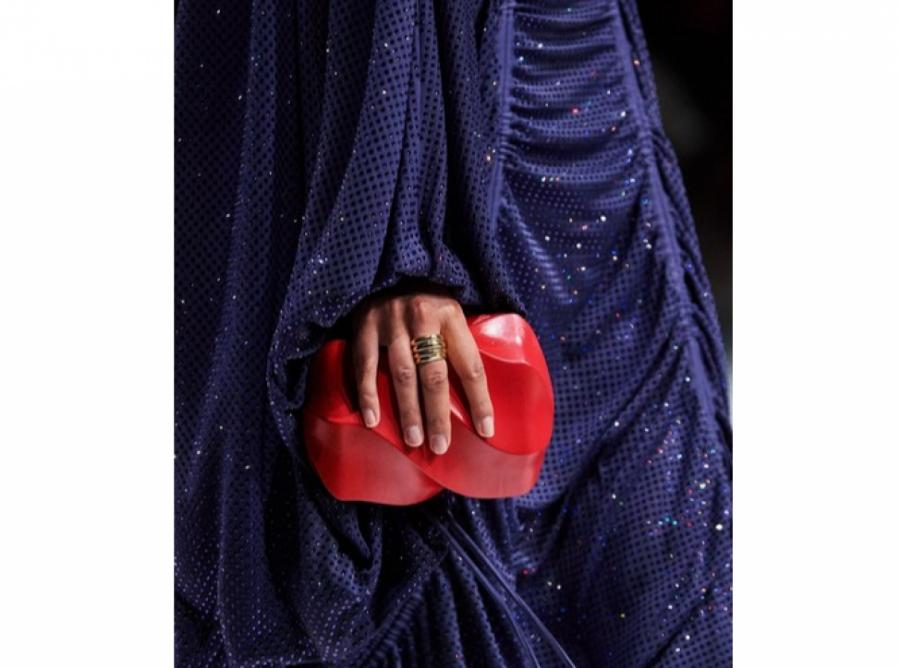 Bottega Veneta осень-зима 2020  © Photo: Armando Grillo / Gorunway.com