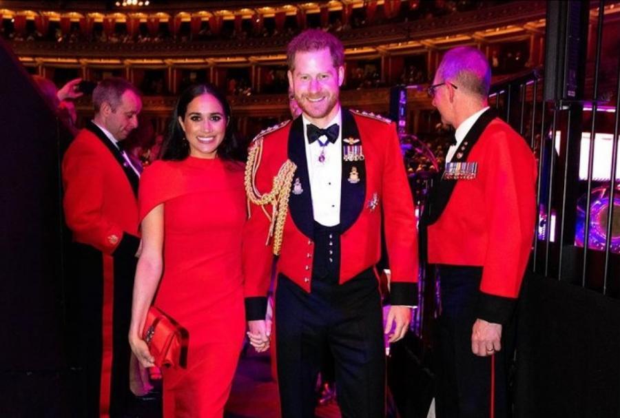 Меган Маркл и принц Гарри с сегодняшнего дня начинают жизнь, независимую от королевской семьи instagram.com/sussexroyal
