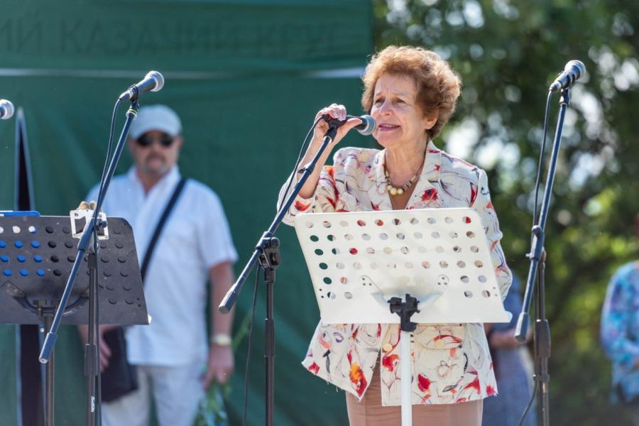 Татьяна Жданок.