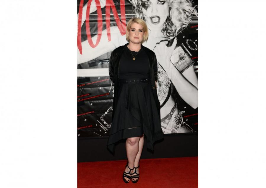 Келли Осборн в 2018 году  Источник фото: Getty Images