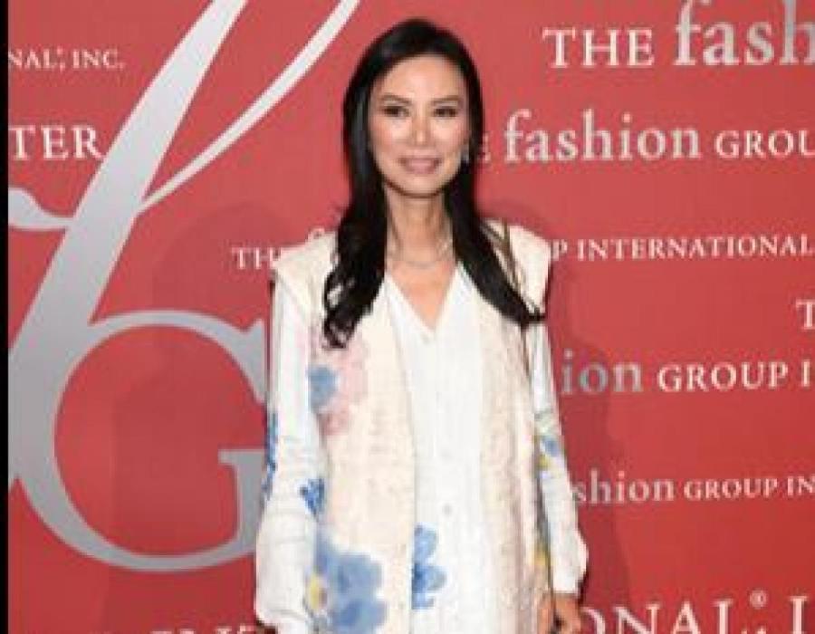 Венди Денг на вечеринке организации Fashion Group International  Фото: Getty Images, Legion-Media