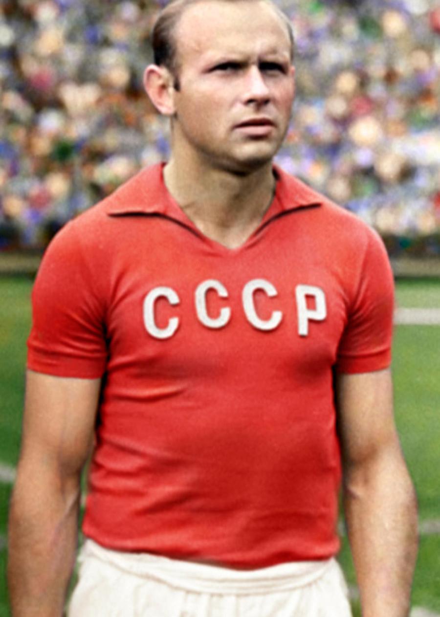 Эдуард Стрельцов.