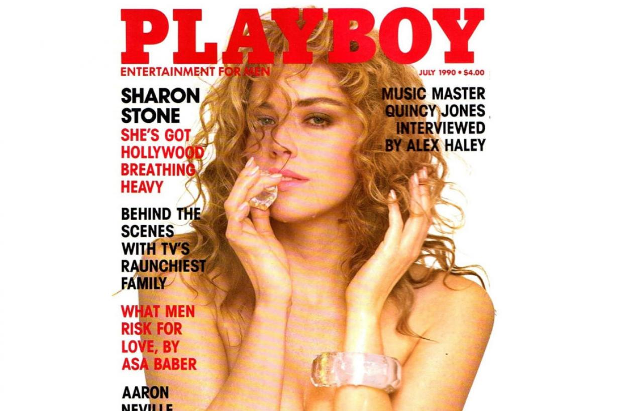 Шэрон Стоун для Playboy Источник фото: Getty Images