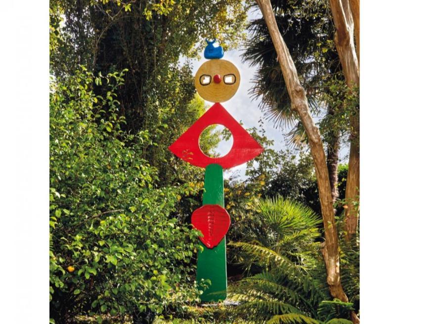 Жоан Миро. «Птичья нежность», 1967