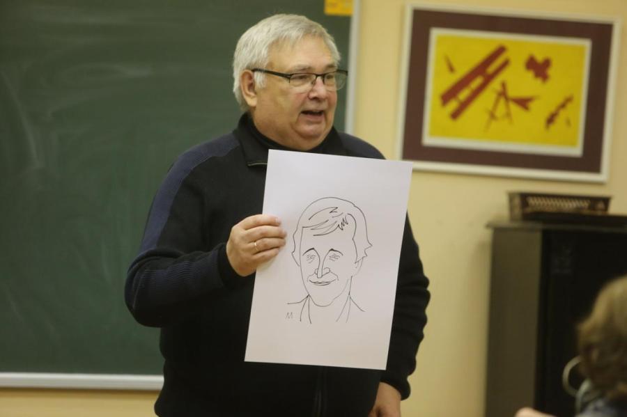 Владимир Новиков.