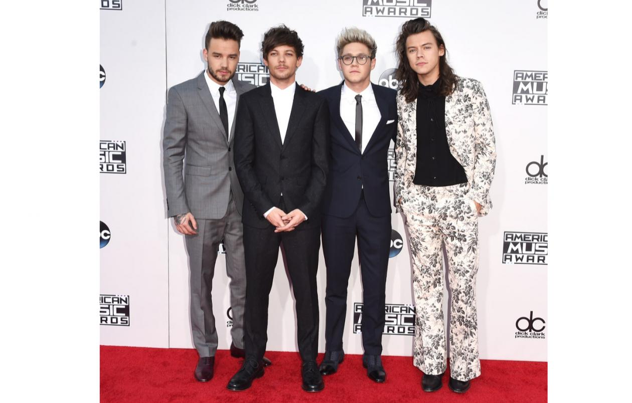One Direction, American Music Awards 2015  Jason Merritt/TERM