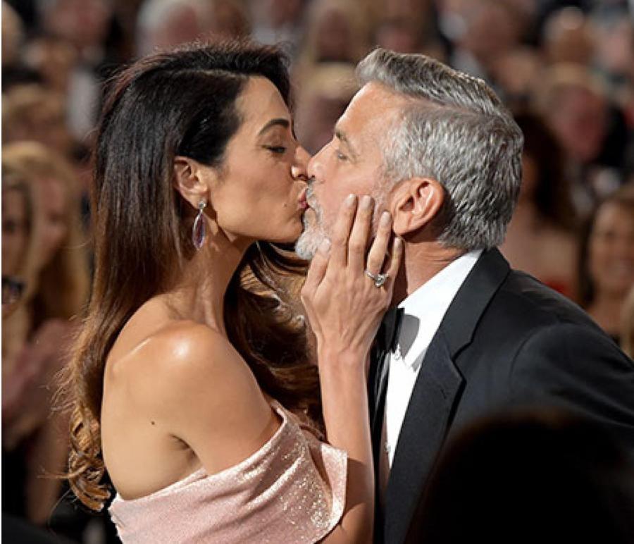 Джордж и Амаль Клуни ФОТО: GETTYIMAGES.COM